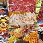 تغییر قیمت ۱۱ گروه کالایی اساسی/ ثبات گوشت قرمز و لبنیات و افزایش ۷ درصدی تخم مرغ