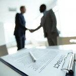 نمونه قرارداد مشاوره مالی Word